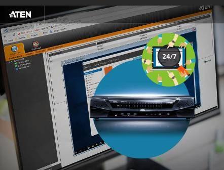 KVM over IP нового поколения Aten KN1116VA и KN1108VA расширяют возможности управления ЦОД