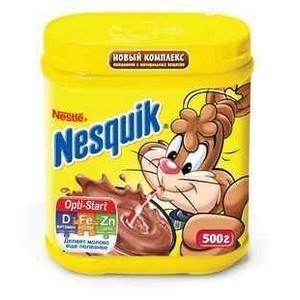 ќбновленный какао-напиток NesquikЃ Opti-Start делает молоко еще полезнее