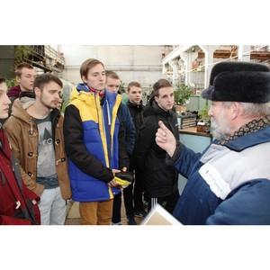 В СвердНИИхиммаше прошла экскурсия в рамках Недели высоких технологий и технопредпринимательства