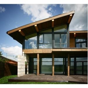 Односкатная крыша – есть ли у нее преимущества?