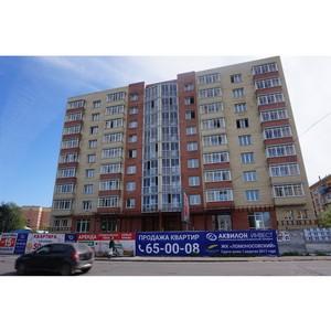 «Аквилон-инвест» возводит в Архангельске 7 новых жилых комплексов