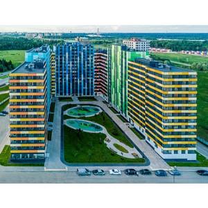 IKON Development: Корпус IV.06 ЖК «Новый Зеленоград» с опережением на 1 квартал