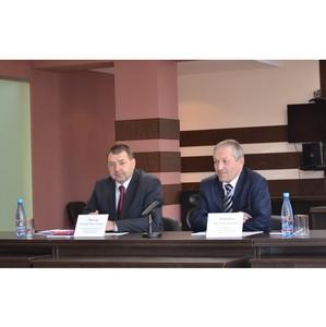 В Кадастровой палате Курганской области подвели итоги работы за 2014 год