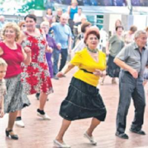 Танцевать никогда не поздно!