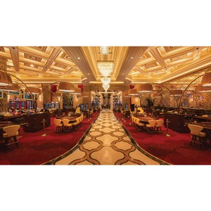 «Сочи Казино и курорт» - самое посещаемое казино Краснодарского края