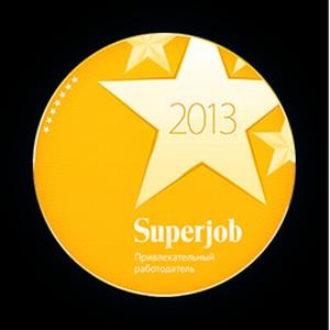 SuperJob вновь признал Примсоцбанк «Привлекательным работодателем»