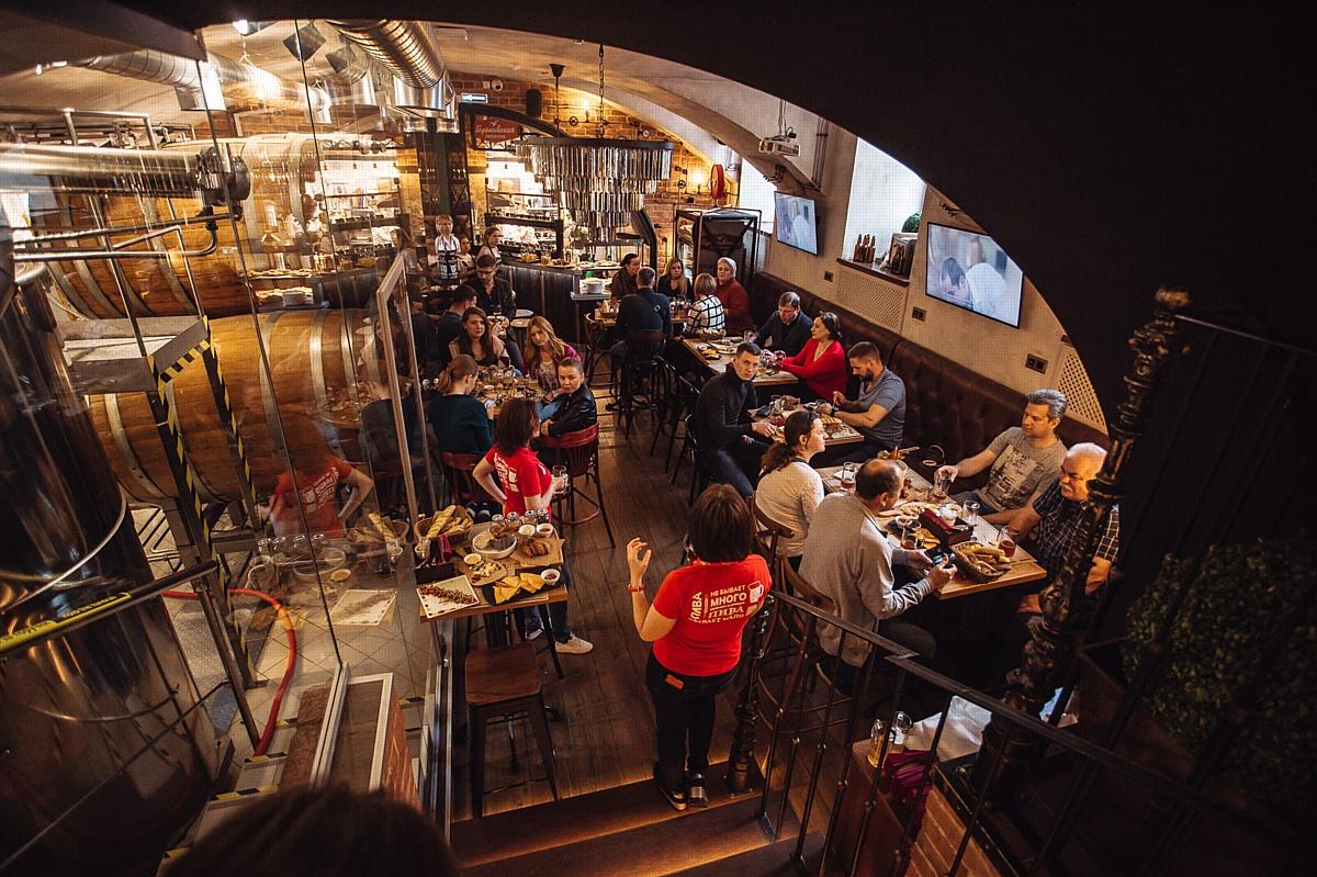 Хлеб, соль и пиво — open-fest на Горьковской пивоварне