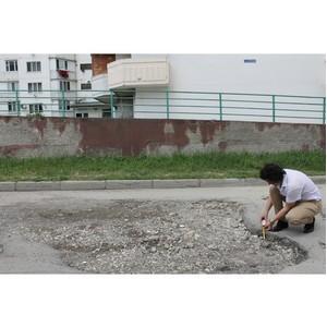 ОНФ в КБР продолжает работу в рамках проекта «Дорожная инспекция»