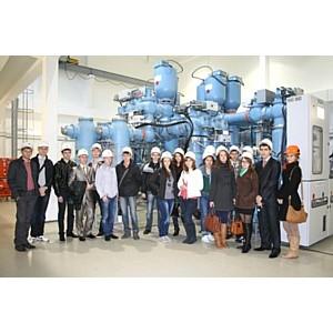 Генеральный директор МЭС Северо-Запада встретился со студентами СПбГПУ