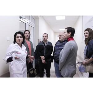 Ученые КФУ и врачи университетской клиники обсуждают возможности внедрения биомедицинских разработок