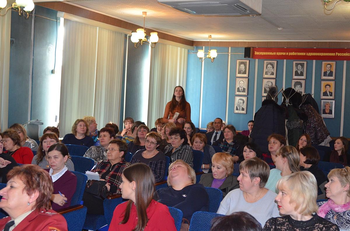 Бизнес-защитник Забайкалья приняла участие в совещании по дошкольным учреждениям