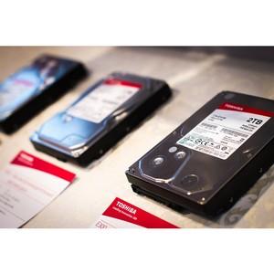 Toshiba представила стратегию в области систем хранения данных