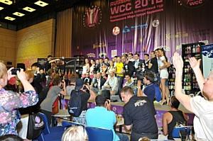Лучшие бармены России отправятся на чемпионат мира WCC 2012 в Китай