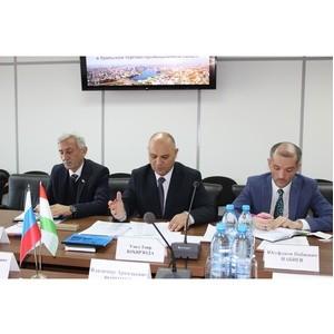 Таджикские регионы налаживают контакты со Средним Уралом