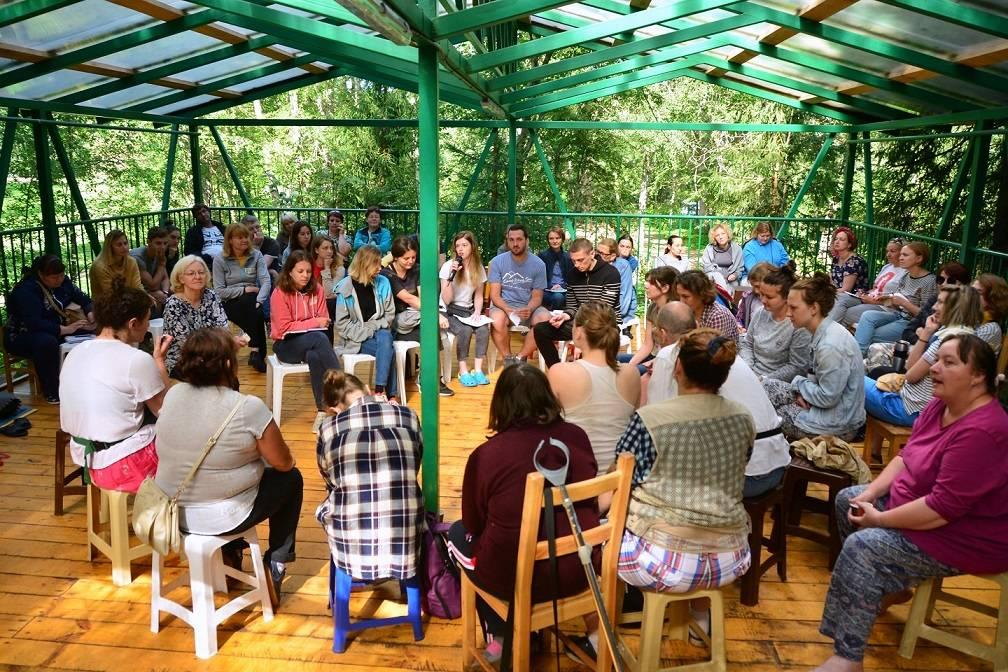 ЦЛП «Особое детство» провел первый волонтерский межрегиональный семинар на Валдае