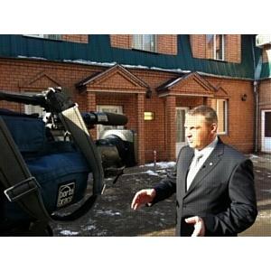 Эксклюзивное интервью телеканалу «Россия 1»