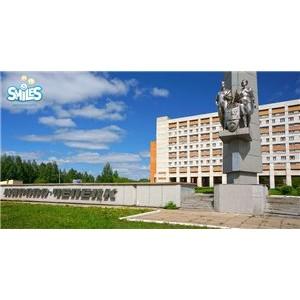 Проект «Smiles.Школьная карта» начал свою работу в Кирово-Чепецке