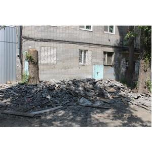 Активисты ОНФ добиваются комплексного капремонта многоквартирных домов в Воронеже