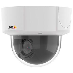 Новинка c 360° обзором — сетевая PTZ камера AXIS M5525-E