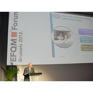 Клиника «Медицина» стала призером конкурса EFQM Awards 2012