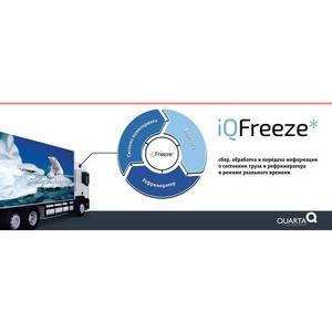 Транспортная компания Delko начала оснащение парка рефрижераторов устройствами iQFreeze*.