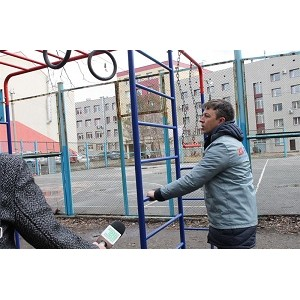 """Ёксперты ќЌ' прос¤т прокуратуру проверить игровые площадки в """"ел¤бинске"""