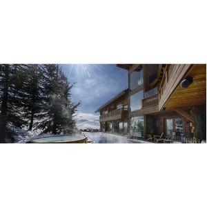 ѕроект отел¤ El Lodge от Polar Life Haus, вошЄл в 10ку лучших в мире лыжных курортов по версии CNN!