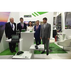 «Швабе» показал новую геодезическую технику на Российско-Китайском Экспо