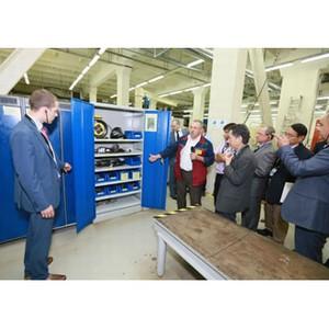 Круглый стол: Бережливое производство – системы развития промышленности Липецкой области