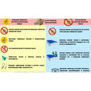 Новый статус УЭО обсудили во Внуковской таможне