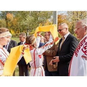 Чувашский праздник нового урожая состоялся в Татарстане