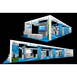 Techno-Frontier 2014: «зеленые» решения Delta Electronics помогут японскому бизнесу