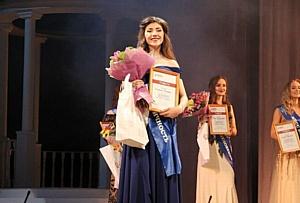 Студентка из Дзержинска приняла участие в конкурсе «Мисс Президентская Академия – 2017»