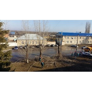 «Липецкэнерго» принял участие в весеннем благоустройстве территорий