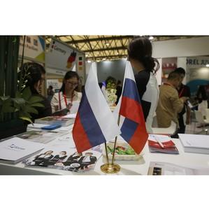Минпромторг России представил на выставке China Kids Expo в Китае производителей детских товаров