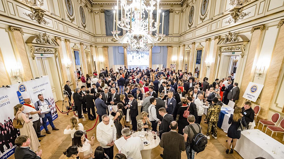 1.850 продуктов и напитков из 90 стран мира были удостоены Премии «За Превосходный Вкус»