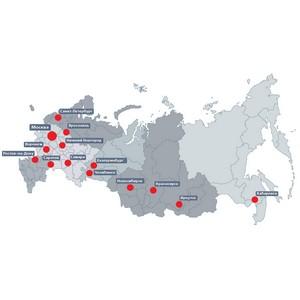 В III квартале 2013 года объем погрузки платформ ОАО «ФГК» вырос на 18%