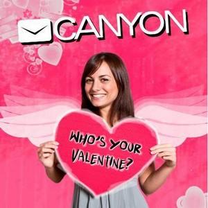 Canyon ко Дню Святого Валентина!