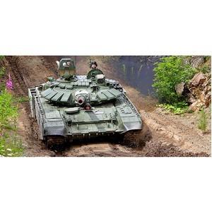Корпорация УВЗ поставила в Минобороны РФ танки Т-72Б3 и БМР-3МА