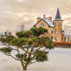 За год цены на элитные загородные дома снизились на 18% при росте спроса на 17%