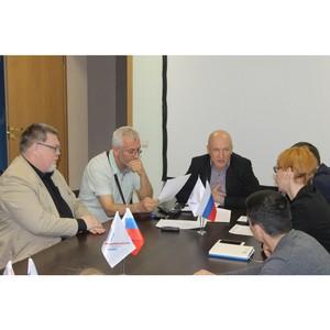На площадке ОНФ в Волгоградской области прошло обсуждение новых технологий очистки сточных вод
