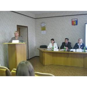 20 апреля 2016 года в администрации Красногвардейского района СК  проведено рабочее совещание