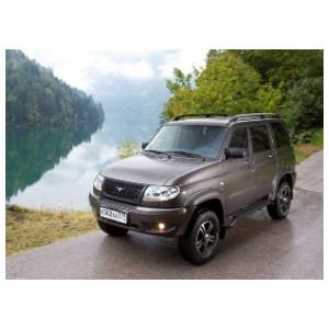 UAZ увеличил коррозионную стойкость кузовов в 8 раз