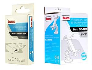 Buro выходит на рынок мобильных аксессуаров