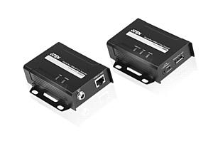 Новые Aten 4K DisplayPort удлинитель VE901 и Разветвитель VS192 для профессионалов АВ