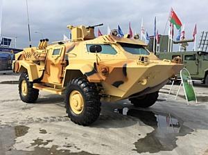Производственно-торговый холдинг «Фаиком» на форуме «Армия-2017».