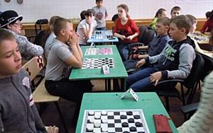 Апрельский шашечный турнир «Дети Хакасии»