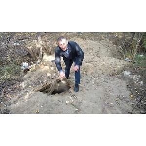 ОНФ в Югре проинспектировал ликвидированные свалки в окрестностях Урая