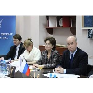 Ивановские активисты ОНФ настаивают на публичных слушаниях проекта закона об общественном контроле