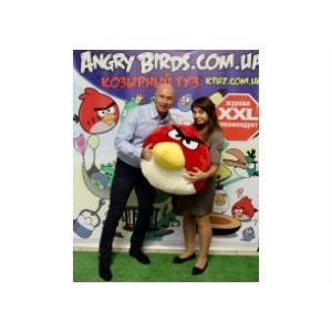 Angry Birds Live – новая фантастическая игра от компании Козырный Туз